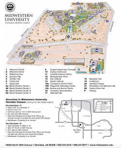 Midwestern Campus Map.International Society Of Equine Locomotor Pathology 3 Day Module